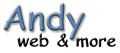 Andy web and more - Logo